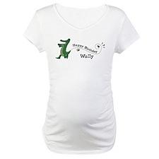 Happy Birthday Wally (gator) Shirt