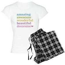 Amazing Decorator Pajamas