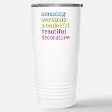 Amazing Decorator Travel Mug