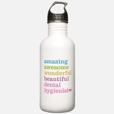 Dental Hygienist Water Bottle