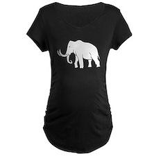 Mammoth Silhouette Maternity T-Shirt