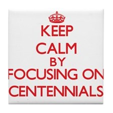 Centennials Tile Coaster