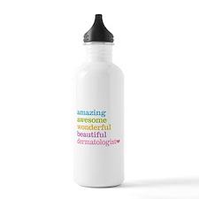 Amazing Dermatologist Water Bottle