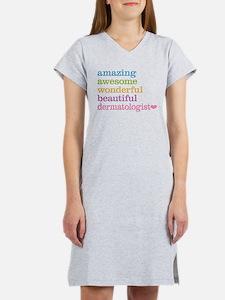 Amazing Dermatologist Women's Nightshirt