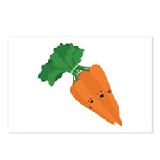 Bunch Of Carrots Postcards (Package of 8)
