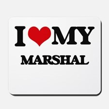 I love my Marshal Mousepad