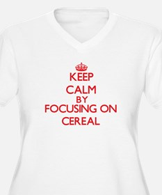 Cereal Plus Size T-Shirt