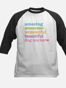 Dog Walker Baseball Jersey