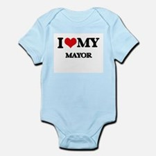 I love my Mayor Body Suit