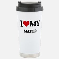 I love my Mayor Stainless Steel Travel Mug