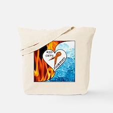 RSD*CRPS Fire & Ice Tote Bag
