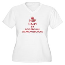 Cesarean Sections Plus Size T-Shirt