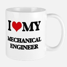 I love my Mechanical Engineer Mugs