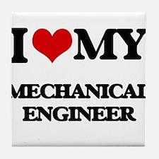 I love my Mechanical Engineer Tile Coaster