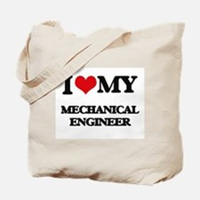 I love my Mechanical Engineer Tote Bag