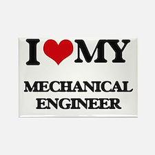 I love my Mechanical Engineer Magnets