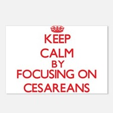 Cesareans Postcards (Package of 8)