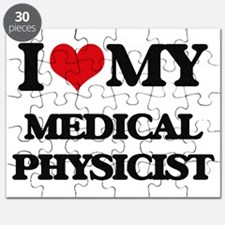 I love my Medical Physicist Puzzle