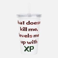 Level XP Acrylic Double-wall Tumbler