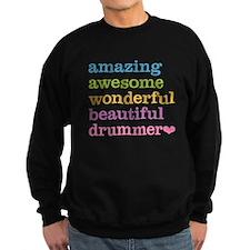 Amazing Drummer Sweatshirt