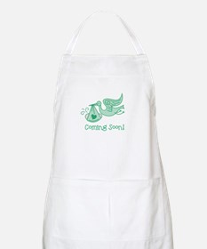 Coming Soon Apron