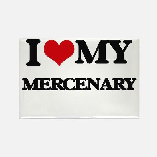I love my Mercenary Magnets