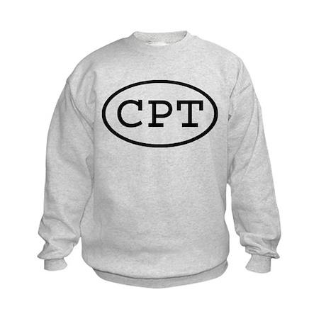 CPT Oval Kids Sweatshirt