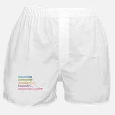 Endocrinologist Boxer Shorts