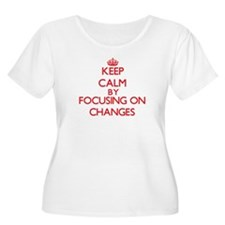 Changes Plus Size T-Shirt
