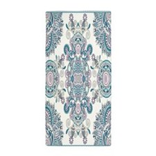 Traditional Pattern Beach Towel