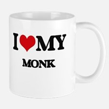 I love my Monk Mugs