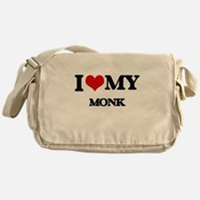 I love my Monk Messenger Bag