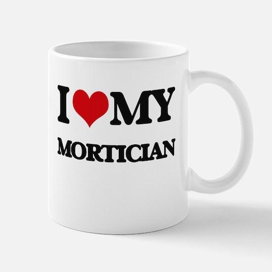 I love my Mortician Mugs