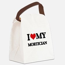 I love my Mortician Canvas Lunch Bag