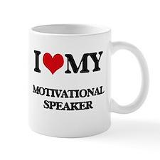 I love my Motivational Speaker Mugs