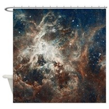 Tarantula Nebula Shower Curtain