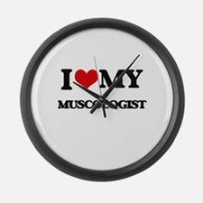 I love my Muscologist Large Wall Clock