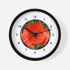 Natural Contrast Wall Clock