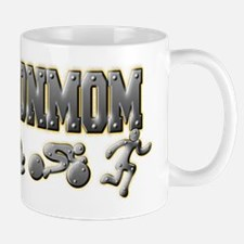 IronMom Ironman Metal Figures Mugs