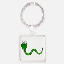 Cartoon Snake Keychains