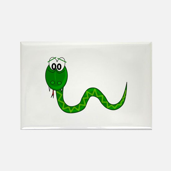 Cartoon Snake Magnets