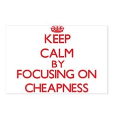 Cheapness Postcards (Package of 8)