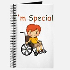 I'm Special - Wheelchair - Boy Journal