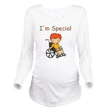 I'm Special - Wheelchair - Boy Long Sleeve Materni