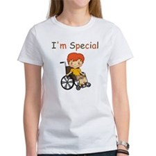 I'm Special - Wheelchair - Boy T-Shirt