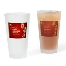 chinese new year Drinking Glass