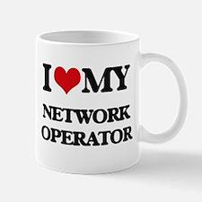 I love my Network Operator Mugs