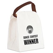 Dance Contest Winner Canvas Lunch Bag