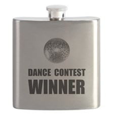 Dance Contest Winner Flask