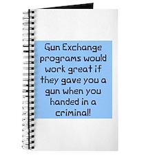 Gun Exchange Program Journal